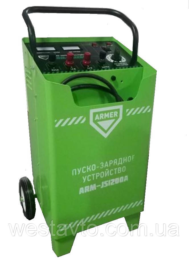 Пуско-зарядное устройство 12-24V, 120А/1200 A(старт) ARMER