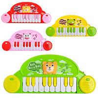 Музыкальная игрушка пианино ZZ1408A