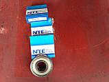Радиально-упорный подшипник 6304 ZZ, NTE(Словакия), фото 3