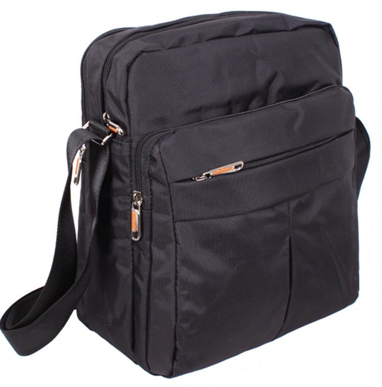 Мужская сумка через плечо XXL8310A-BLACK черный