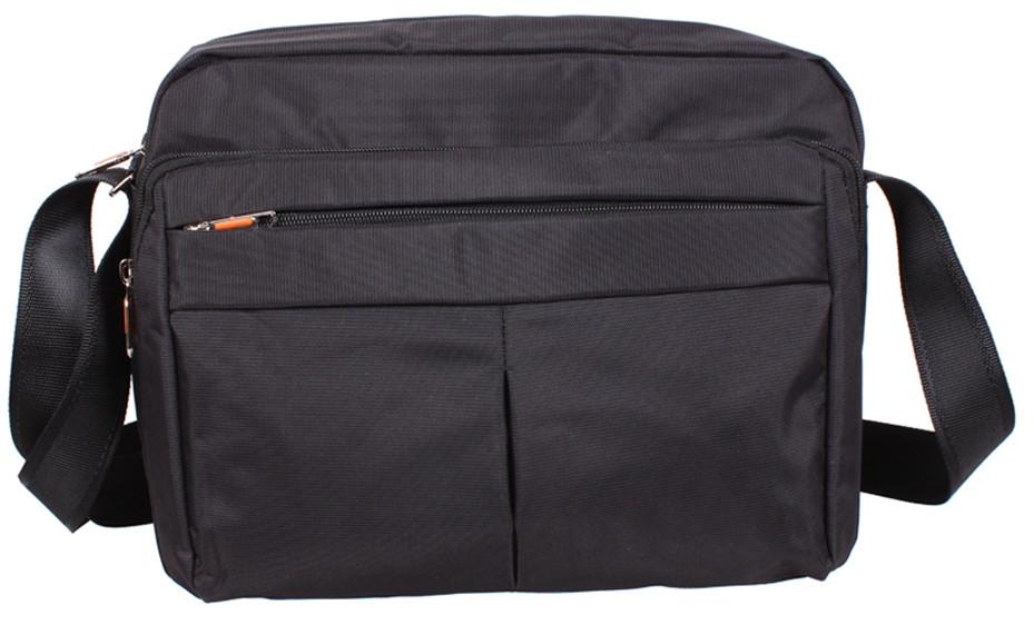 Мужская сумка через плечо XXL8310B-BLACK черный