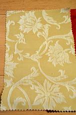 Teflon Цветы-150 (Рис.2) Цветная Скатертная ткань с пропиткой Тефлон, фото 3