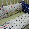 Бортики в кроватку Комплект №20, фото 2