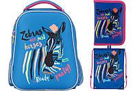 Набор школьный Kite(Рюкзак+сумка+пенал) Animal Planet AP17-531M
