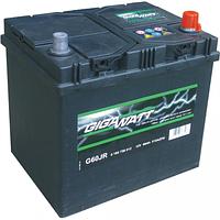 Аккумулятор GigaWatt 60 А (Asia) Гигават 60 Ампер (Азиат) GW 0185756012