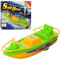 "Катер XD3030 ""Sail boat"",17 см"