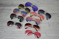 Солнцезащитные очки авиаторы капли унисекс Цветные
