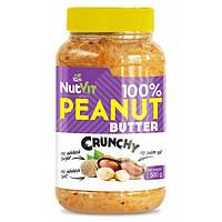 OstroVit Арахис 100% Peanut Butter (500 g crunchy)