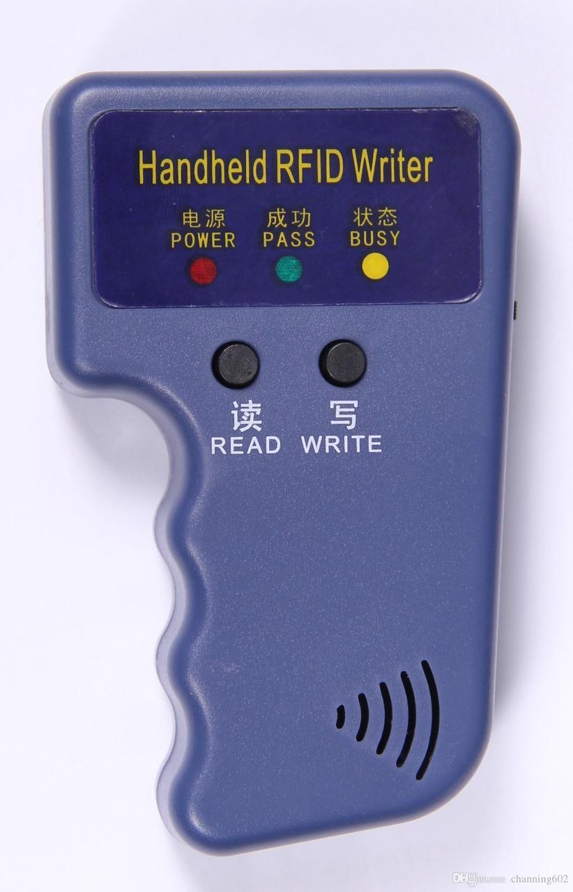 RFID клонер. Устройство для клонирования подъездных ключей