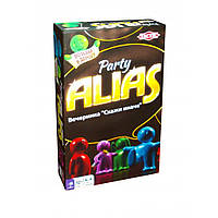 Настольная игра Алиас для вечеринки. Дорожная (Party Alias. Compact) (РУС) (53370)