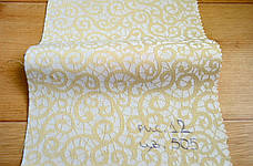Teflon Малюнок-12 (Рис.12) Кольорова Скатертная тканина з просоченням МВО, фото 3