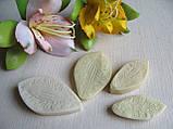 Молд альстромерия - лепесток маленький (дикая орхидея) и фрезия. (2 шт: 1 молд + 1 вайнер), фото 2