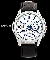 Наручные часы мужские с черным ремешком код 282
