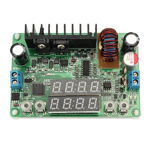 RD DP30V5A-L программируемый источник питания понижающий DC-DC