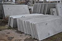 Плита перекрытия канала