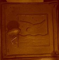 Дверца топочная большая (210х210мм) для печи