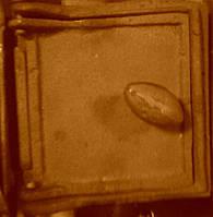Дверца топочная ДТ-2 печная