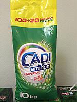 Бесфосфатный Стиральный порошок для цветного Cadi (Кади) цветной полиэтилен 10кг