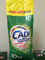 Купить недорого Стиральный порошок для цветного Cadi (Кади) цветной полиэтилен 10кг