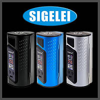 Батарейный мод Sigelei Fuchai Duo 3 Оригинал