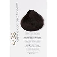 Крем-краска BRELIL Colorianne Prestige 4/38 каштаново- шоколадный 100 мл, фото 1