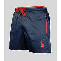Шорты мужские Polo Ralph Lauren 20916 темно-синие