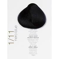 Крем-краска BRELIL Colorianne Prestige 1/11 Иссиня-черный 100 мл