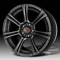 Диски колесные MOMO R17 5/114,3 ET42 DIA72,3 NEXT BLACK, фото 1