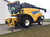 Комбайн New Holland CR 960, 2960 м/ч, ШРА 7,32 м (1529)