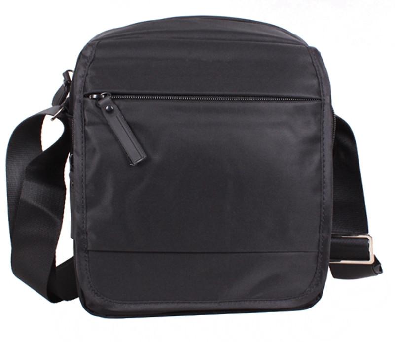 Функциональная мужская сумка MP231-22BL черный