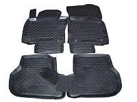 Коврики в салон Suzuki Grand Vitara 2005-2012 (5 шт) каучук ТЭП