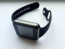 Умные часы Smart Watch A1 Black, фото 3