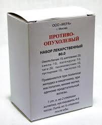 Противоопухолевый сбор, 80 гр