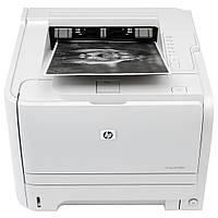 Принтер лазерный ч/б A4 HP LaserJet P2035 (CE461A), White
