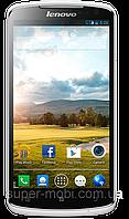 "Смартфон Lenovo S920, дисплей 5.3"", Android 4.2, камера 8 Мп, 2 SIM, WCDMA, 4-х ядерный процессор 1.3 ГГц"