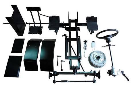 Комплект по переоборудованию мотоблока КИТ набор №2(базовый+задний подьемный механизм, 4 болта), фото 2
