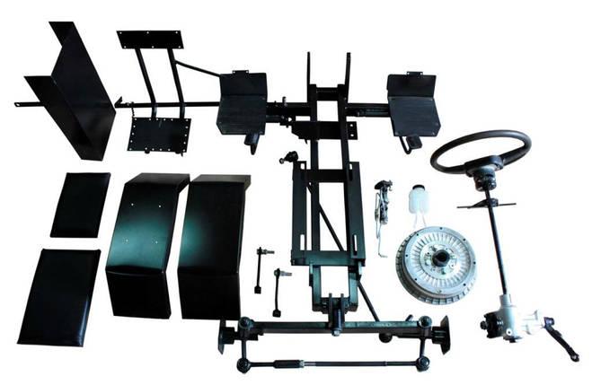 Комплект по переоборудованию мотоблока КИТ набор №1(базовый, механические тормоза), фото 2