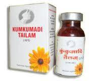 Кумкумади масло, Kumkumadi tailam, 12мл