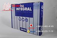 Радиатор биметаллический для отопления INTEGRAL 80х500