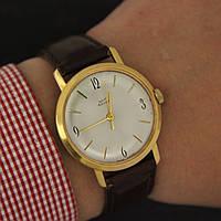 Mir Мир тонкие винтажные механические часы СССР , фото 1
