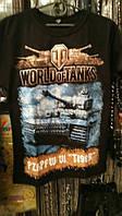 "Футболка World of Tanks. ""Tiger"""