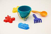 Песочный набор для малышей, 5 предметов, пасочки, игрушки для песочницы