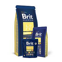 Brit Premium Junior M корм для щенков средних пород, 1кг