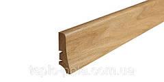 Плинтус Барлинек деревянный шпонированный. 2,2м.пог.