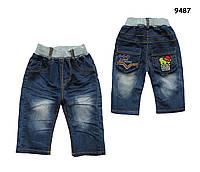 Джинсовые шорты для мальчика. 2 года