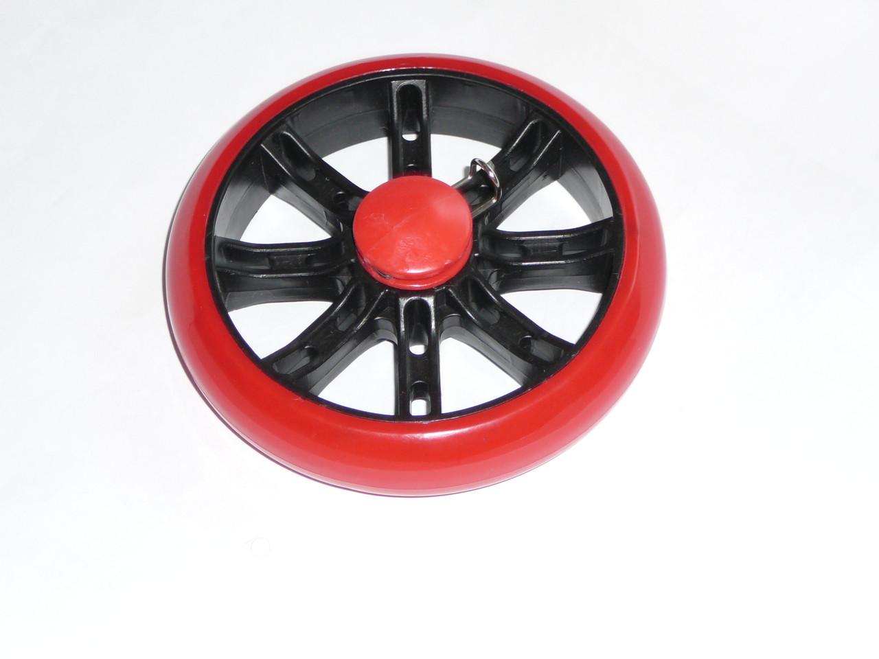 Колеса для колясок и тележек 155 мм