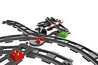 Lego Duplo Дополнительные элементы для поезда 10506 Track System Train Accessory Set