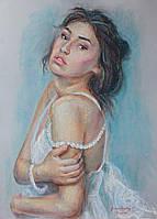 Портрет по фото карандашом