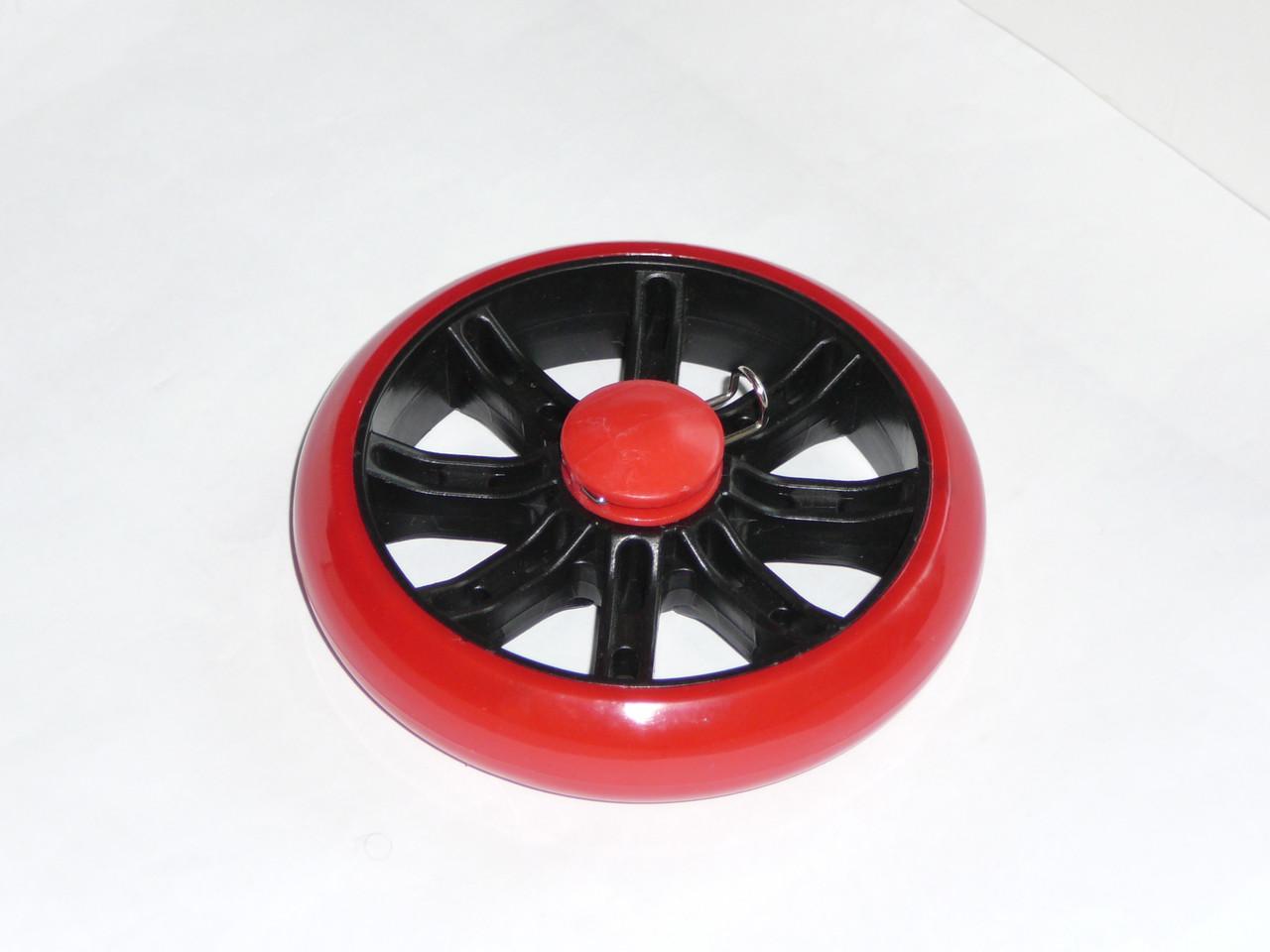 Колеса для колясок и тележек 120 мм
