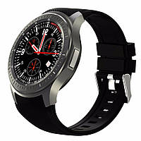Умные часы Smart watch Domino dm368 Black Android 5.1